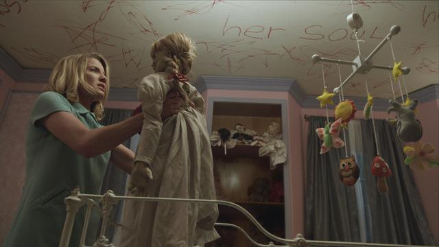 Annabelle, Teror Boneka Iblis yang Mencekam