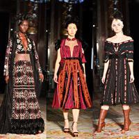 LeViCo tampil di Paris Fashion Week. (Istimewa)