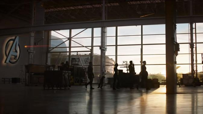 Adegan dalam video singkat Avengers Endgame. (Marvel Studios)#source%3Dgooglier%2Ecom#https%3A%2F%2Fgooglier%2Ecom%2Fpage%2F%2F10000
