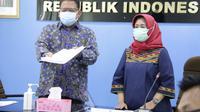 Ombudsman Republik Indonesia temukan dugaan maladministrasi dalam penerbitan DPO Djoko Tjandra. (dok Ombudsman)