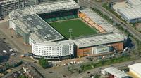 Markas Norwich City, Carrow Road, Corwich. (Norwich City)