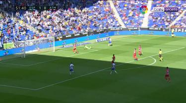 Berita video highlights La Liga 2018-2019 antara Espanyol melawan Atletico Madrid yang berakhir dengan skor 3-0 di RCDE Stadium, Sabtu (4/5/2019).