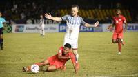 Duel Filipina vs Singapura di Piala AFF 2018 di Stadion Panaad, Bacolod City, Selasa (13/11/2018). (Bola.com/Dok. FA Singapura)