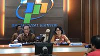 Badan Pusat Statsitik (BPS) Suhariyanto. Merdeka.com/Yayuk Agustini