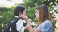 Tips membangun komunikasi dengan anak./Copyright shutterstock.com
