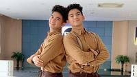 Rizki dan Ridho D'Academy (Sumber: Instagram/da2_ridho)