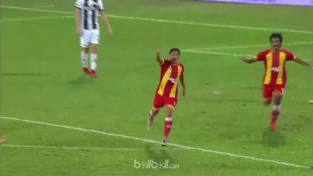 Berita video cuplikan kemenangan Selangor FA atas Terengganu di Piala FA Malaysia 2018 dengan Evan Dimas dan Ilham Udin memiliki peran besar atas hasil tersebut. This video presented by BallBall.