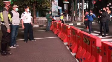 Kota Bogor akan membatasi mobilitas kendaraan selama masa PPKM (Korlantas Polri)