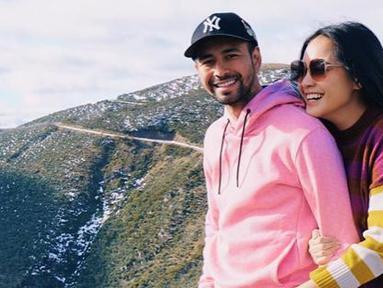 Memanfaatkan waktu liburan digunakan Raffi dan Nagita sebaik mungkin. Kali ini mereka menghabiskan liburan mereka di Australia. (Liputan6.com/raffinagita1717)