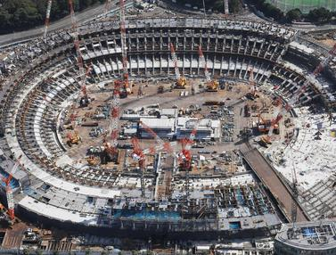 Pembangunan Stadion Nasional Jepang