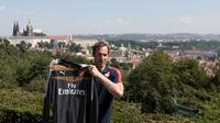 ARSENAL - Petr Cech bergabung bersama Arsenal. (REUTERS/David W Cerny)