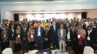 Tamu kehormatan dan peserta Regional Conference on Humanitarian Access and Negotiations in Asia di Hotel Borobudur Jakarta, 8 Maret 2018 (ICRC Indonesia)