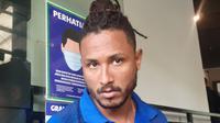 Pemain Persib Bandung, Wander Luiz. (Bola.com/Erwin Snaz)