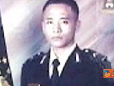 Citizen6, Denpasar: Korban pengeroyokan Briptu Kadek Eko Susanto (25), yang di temukan tewas oleh teman kostnya pukul 21.30 WITA, pada, Rabu (22/6). (Pengirim: Dewa Darmada)