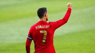 FOTO: Portugal Bantai Israel 4-0 pada Laga Persahabatan