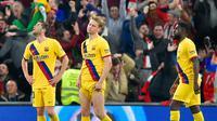 Barcelona tersingkir dari Copa del Rey (AFP)