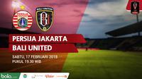 Final Piala Presiden 2018_Persija Jakarta Vs Bali United_5 (Bola.com/Adreanus Titus)