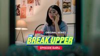 Febby Rastanty dalam Vidio Original Series The Break Upper. (Dok. Vidio)