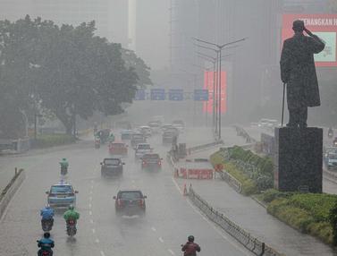 Waspada Fenomena Indian Ocean di Jakarta