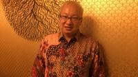 Budi Santoso, Country Managing Director Cisco System Indonesia. (Liputan6.com/ Yuslianson)