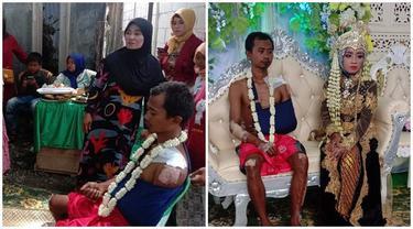 Viral Mempelai Pria Penuh Luka Jalani Pernikahan, Netizen Ingatkan Nasihat Orang Tua