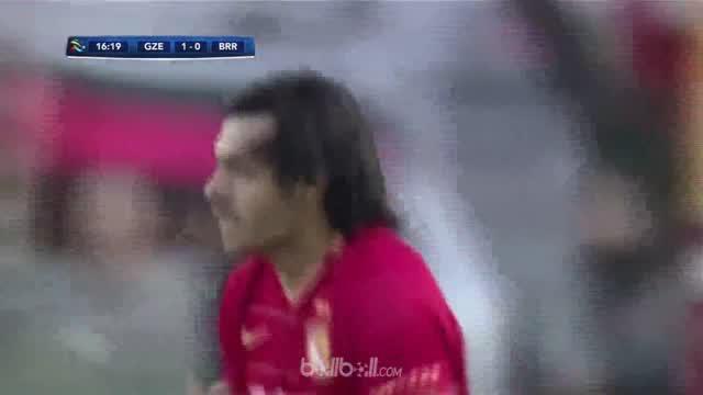 Berita video klub Thailand, Buriram, menahan imbang tim asuhan Fabio Cannavaro, Guangzhou Evergrande. This video presented by Ballball.