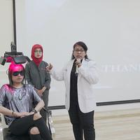 Treament rambut rontok/ dok. The Clinic Beautylosophy