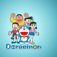Anime dan manga Doraemon.