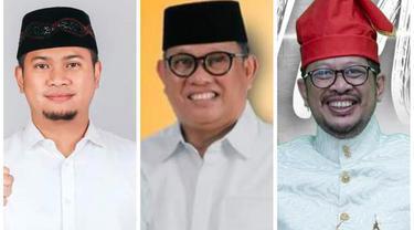 Keponakan, besan hingga adik Mentan Syahrul Yasin Limpo meramaikan Pilkada serentak (Liputan6.com/Istimewa)