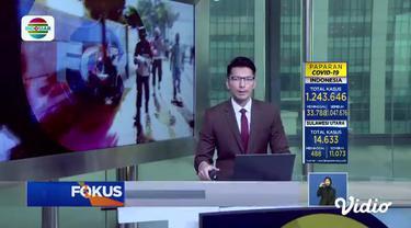 Fokus edisi (18/2) menyajikan berita-berita di antaranya, Pencarian Korban Longsor , 383 Warga Pesantren Positif Covid-19, Mi Aceh Kepiting.