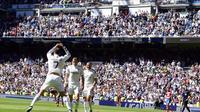 Real Madrid vs Granada (GERARD JULIEN / AFP)