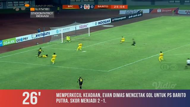 Berita Video Hattrick Flavio Junior Berikan 3 Angka untuk Bhayangkara FC
