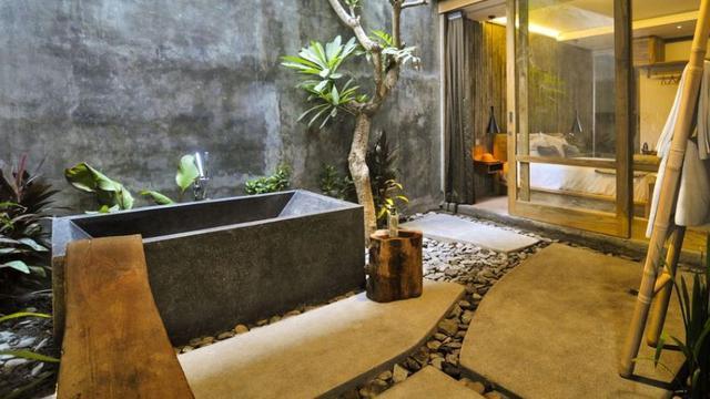 Hotel Butik di Bali Terpilih Sebagai Hotel Berdesain Terindah 2020 versi Dezeen Award