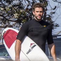 Liam Hemsworth pascacerai dengan Miley Cirus (FOTO: Splashnews)