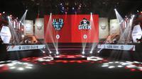 Alter Ego (AE) berhasil meraih kemenangan 2-0 atas Geek FAM pada laga terakhir pekan perdana MPL ID Season 7, Minggu (28/2/2021). (dok. MPL ID Season 7)