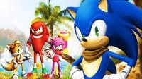 Ada potensi tak terbatas untuk mengisahkan karakter Sonic the Hedgehog dan membangun sebuah franchise.