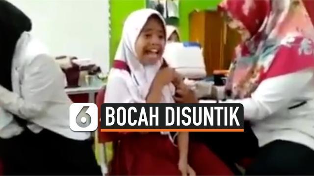 BOCAH DISUNTIK