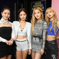 BLACKPINK saat tampil di Good Morning America (dok. instagram @blackpinkofficial/ https://www.instagram.com/p/BtzUYu0HbMd/ Adinda Kurnia)