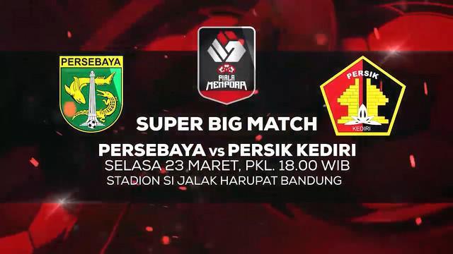Berita Video Jangan Lupa Saksikan Pertandingan Piala Menpora 2021 Hari Ketiga, Sore Nanti di Indosiar dan Vidio