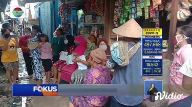 Fokus edisi (23/11) mengangkat tema-tema di antaranya, Waspada Cuaca Ekstrem, Pungutan Uang Paket Bansos, Mi Instan Bumbu Aceh.
