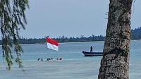 Aksi tersebut dilaksanakan Komantab di perairan Poncan Gadang, Kota Sibolga, Sumatera Utara (Sumut)