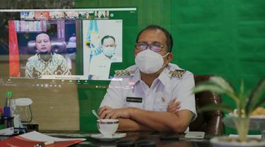 Wali Kota Makassar Danny Pomanto (Liputan6.com/Fauzan)