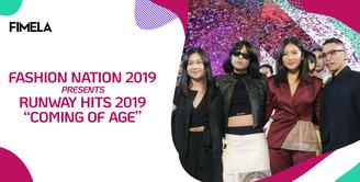 Fashion Nation 2019| Runway Hits 2019: Coming of Age