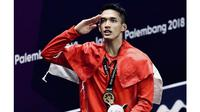 5 Penampilan Jonatan Christie Pakai Batik, Semakin Gagah (sumber: Instagram.com/jonatanchristieofficial)
