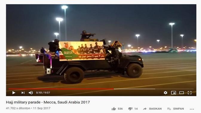 Gambar Tangkapan Layar Video dari Channel YouTube Ruslan Trad