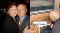Kisah Pasangan Ucapkan Cinta dari Jendela Karena Corona, Bikin Haru (Sumber: Buzzfeed)