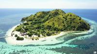 Keindahan Pulau Kanawa di Nusa Tenggara Timur telah dikenal hingga ke mancanegara karena pesona bawah lautnya yang menawan. Foto: Andi jatmiko/ Liputan6.com.