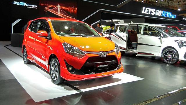 Simulasi Kredit New Toyota Agya Rp 1 4 Juta Per Bulan Otomotif