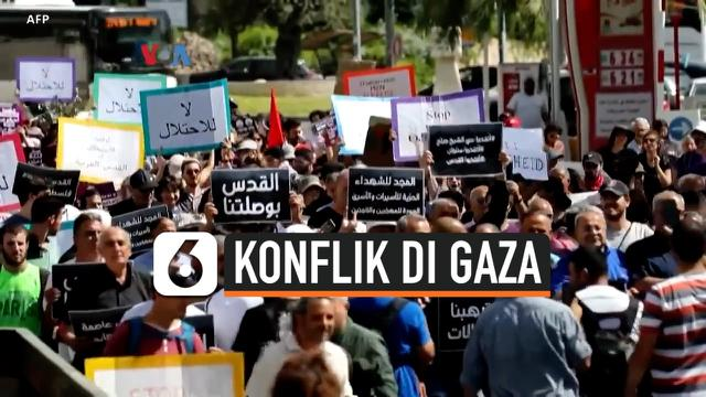 konflik di gaza