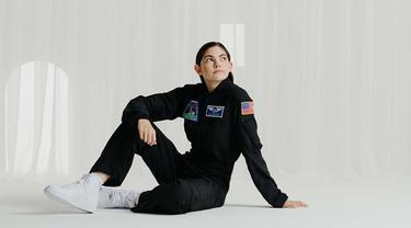 6 Potret Manis Alyssa Carson, Peserta Astronaut Termuda untuk Misi ke Planet Mars